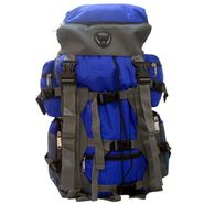 Donex Waterproof Big size High quality 43 litre Rucksack Blue and Grey _RSC00853