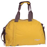 Donex Nylon Yellow Duffle Bag -Rsc01277