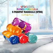 Rangurangula 5 Panipat Raggulu (5FB9)