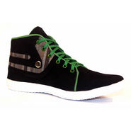 Real Red Sneakers for Men - Black & Green