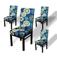 Pack of 4 Removable Chair Covers - Pick Any One