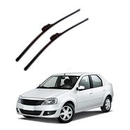 Autofurnish Frameless Wiper Blades for Renault Logan (D)20