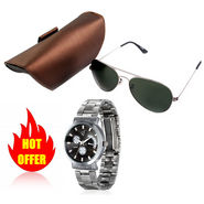 Rico Sordi Watch + Sunglasses