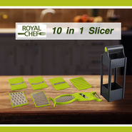 Royal Chef 10 in 1 Slicer