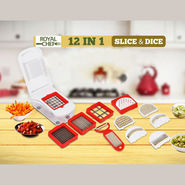 Royal Chef 12 in 1 Slice & Dice