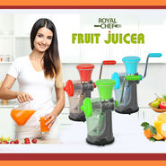 Royal Chef Fruit Juicer