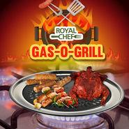 Royal Chef Gas-O-Grill