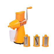 Royal Chef Juicer + 3 In 1 Drum Slicer & Shredder
