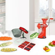 Royal Chef Juicer + Chopper + 6 in 1 Slicer