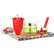 Royal Chef Medu Vada Maker + Idli Stand + Roller Cutter