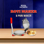 Royal Chef Roti & Puri Maker