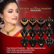 Ruchita Austrian Diamond Jewellery Collection