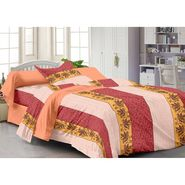 Storyathome 100% Cotton Single Bedsheet with 1 Pillow Cover-SP1215