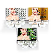 Spastrat Professional 3 Facial Kits - Gold, Pearl & Green Tea