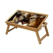 Shopper52 Foldable Wooden Study Table For Kids-STUDY014
