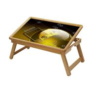 Shopper52 Foldable Wooden Study Table For Kids-STUDY056