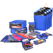Scottish Club Set of 17 Pcs Space Organizer