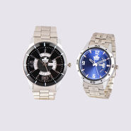 Scottish Club Set of 2 Men's Watch (Day & Date)