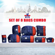 Scottish Club Set of 8 Bags Combo
