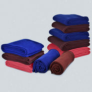 Set of Fleece Blankets