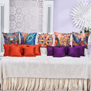 Set of 15 Digital Print Cushion Covers