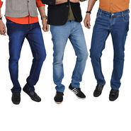 Set of 3 Stretchable - Durable Jeans (MT4)