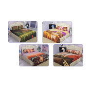 Set of 4 Cities of the World Ultra 3D Bedsheets (4DBS2)