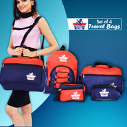 Set of 4 Travel Bags (LW3)