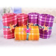 Set of 5 Fleece Blankets (5FB13)