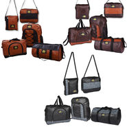 Leatherite Travel Bags - Buy 5 Get 5 Free