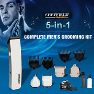 Sheffield 5-in-1 Trimmer And Shaver