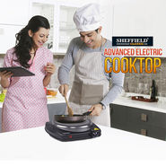Sheffield Advanced Electric Cooktop