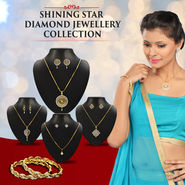 Shining Star Diamond Jewellery Collection