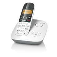 Gigaset A 495 Cordless Phone with Answering Machine - White