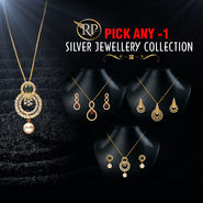 Silver Jewellery Collection - Pick Any 1