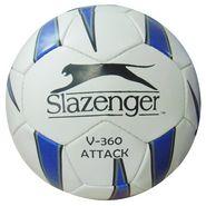 Slazenger V-360 Attack - Blue, Silver & Black