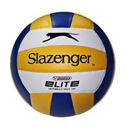 Slazenger Volley Ball V-200 Elite - Blue & Yellow
