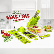 Royal Chef Slice & Dice With Handle