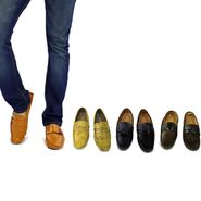 Smart Leatherite Loafers - Pick Any 1 (CL1A)