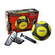 Speed Up 3 Pcs Yellow Football Set Size - 5