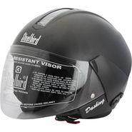Steelbird Sb-35 Dashing Motorbike Helmet - L  (Black)