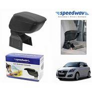 Speedwav Car Armrest Console Black Color- Maruti Swift New