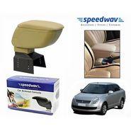 Speedwav Car Armrest Console Beige Color- Maruti Swift Dzire Old