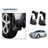 Speedwav Car Mud Flaps Set 4 pcs - Mitsubishi Lancer