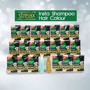 Streax Insta Shampoo Hair Colour