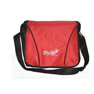 Stylox Sling Bag Red-Black
