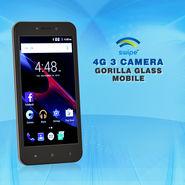 Swipe 4G 3 Camera Gorilla Glass Mobile