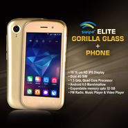 Swipe Elite Gorilla Glass + Phone
