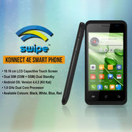 Swipe Konnect 4E Smart Phone