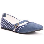 Ten Fabric Blue Bellies -ts146